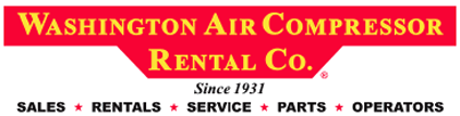 Washington Air Compressor Rental Co. Logo